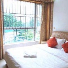 Апартаменты Shenzhen Huijia Apartment комната для гостей