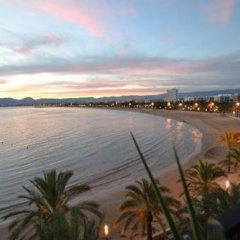Отель Ona Jardines Paraisol Испания, Салоу - отзывы, цены и фото номеров - забронировать отель Ona Jardines Paraisol онлайн пляж