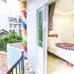 Hotel La Villa балкон