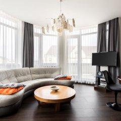 Апартаменты Elite Apartments Garbary Old Town интерьер отеля