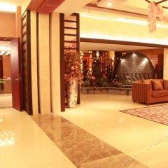Hantang International Hotel интерьер отеля