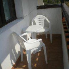 Отель Guesthouse Damyanova Kushta Банско балкон