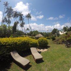 Отель Vosa Ni Ua Lodge Савусаву фото 4