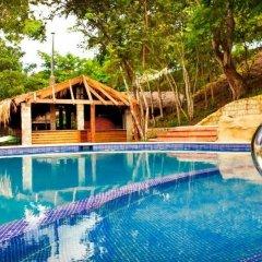Отель Mayan Hills Resort Гондурас, Копан-Руинас - отзывы, цены и фото номеров - забронировать отель Mayan Hills Resort онлайн бассейн