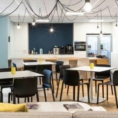 Отель Smartflats Design - Louise Брюссель питание