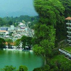 Отель THILANKA Канди приотельная территория фото 2