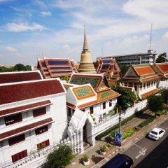 Отель Feung Nakorn Balcony Rooms and Cafe Бангкок городской автобус
