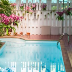 Отель Nara Suite Residence Бангкок бассейн