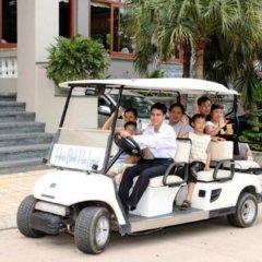 Отель Hoa Binh Ha Long Hotel Вьетнам, Халонг - отзывы, цены и фото номеров - забронировать отель Hoa Binh Ha Long Hotel онлайн городской автобус