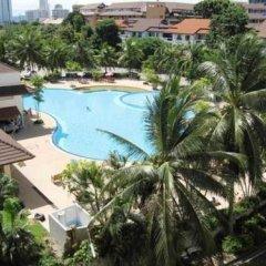 Апартаменты View Talay 1B Apartments балкон