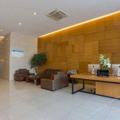 Отель Starway Jiujiang International Convention Centre Branch интерьер отеля фото 3