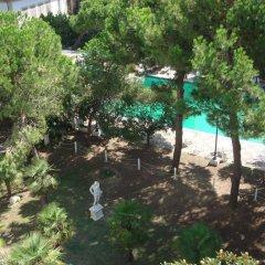 Отель Апарт-Отель Residenza Grand Hotel Riccione Италия, Риччоне - отзывы, цены и фото номеров - забронировать отель Апарт-Отель Residenza Grand Hotel Riccione онлайн пляж