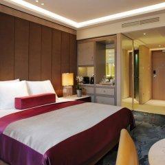 Tangla Hotel Brussels сейф в номере