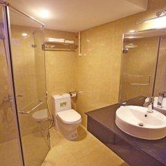Отель Nam Dong Далат ванная