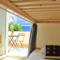 Отель Villa Prana Guest House балкон