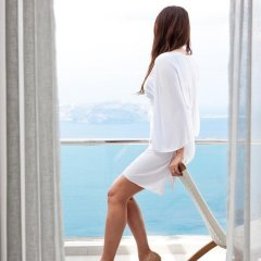 Отель Belvedere Suites Греция, Остров Санторини - отзывы, цены и фото номеров - забронировать отель Belvedere Suites онлайн фитнесс-зал фото 3