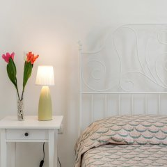 Отель Flo Apartments - Oltrarno Италия, Флоренция - отзывы, цены и фото номеров - забронировать отель Flo Apartments - Oltrarno онлайн комната для гостей фото 2