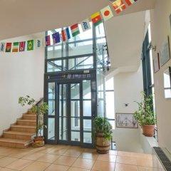 Отель Albergo Ristorante Da Tonino Италия, Реканати - отзывы, цены и фото номеров - забронировать отель Albergo Ristorante Da Tonino онлайн интерьер отеля
