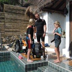 Отель The Fisherman's Villas детские мероприятия