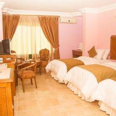 Отель Al Anbat Midtown 3 Иордания, Вади-Муса - отзывы, цены и фото номеров - забронировать отель Al Anbat Midtown 3 онлайн комната для гостей фото 5