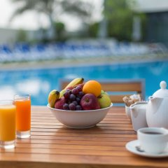 Отель Arabian Park Hotel ОАЭ, Дубай - 1 отзыв об отеле, цены и фото номеров - забронировать отель Arabian Park Hotel онлайн питание фото 3