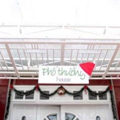 Отель Pho Thuong House Далат балкон