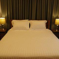Отель Maneeya Park Residence Бангкок комната для гостей фото 3