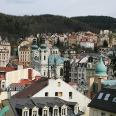 Отель Apartmany U Divadla Чехия, Карловы Вары - отзывы, цены и фото номеров - забронировать отель Apartmany U Divadla онлайн фото 4