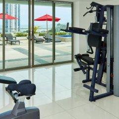 Отель Laguna Bay 2 by Pattaya Suites Паттайя фитнесс-зал фото 4