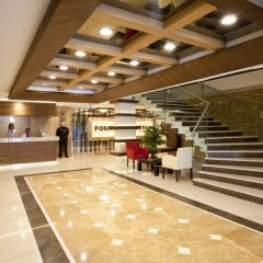 Fourway Hotel SPA & Restaurant интерьер отеля фото 2