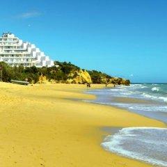 Отель Akisol Albufeira Nature пляж