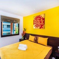 Отель Little Hill Phuket Resort комната для гостей фото 3