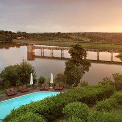 Отель Vale do Gaio Hotel Португалия, Алкасер-ду-Сал - отзывы, цены и фото номеров - забронировать отель Vale do Gaio Hotel онлайн приотельная территория