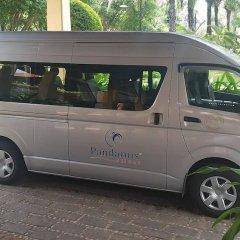 Отель Pandanus Resort городской автобус