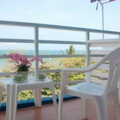 Отель Blue House Beach балкон