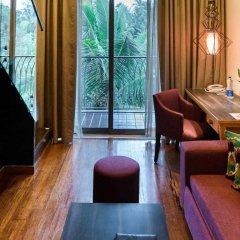 Отель Novotel Goa Resort and Spa Индия, Гоа - отзывы, цены и фото номеров - забронировать отель Novotel Goa Resort and Spa онлайн комната для гостей фото 4
