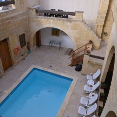 Отель Vittoria Suites балкон