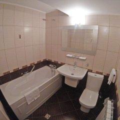 Отель Prestige Hotel Болгария, Свиштов - отзывы, цены и фото номеров - забронировать отель Prestige Hotel онлайн ванная фото 2
