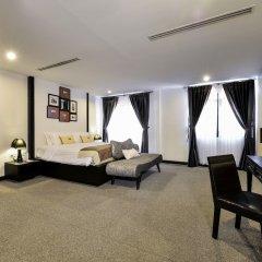 Отель Aspira Davinci Sukhumvit 31 Таиланд, Бангкок - отзывы, цены и фото номеров - забронировать отель Aspira Davinci Sukhumvit 31 онлайн комната для гостей фото 4
