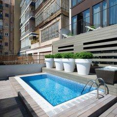 Отель Gran Via BCN бассейн фото 2