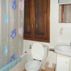Отель Chalets Villas del Mar ванная