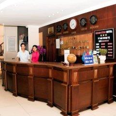 Отель Ocean Star Hotel Вьетнам, Вунгтау - отзывы, цены и фото номеров - забронировать отель Ocean Star Hotel онлайн интерьер отеля фото 3