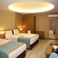Grand Bulut Hotel & Spa Мерсин комната для гостей фото 5