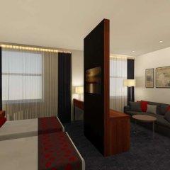 Отель Ramada and Suites by Wyndham Yerevan комната для гостей фото 4