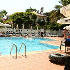 Pinar Hotel бассейн