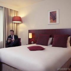 Отель Mercure Brussels Airport комната для гостей фото 2