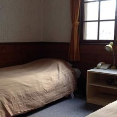Отель Pension Starlight Azumi Хакуба комната для гостей