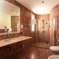 Cristal Hotel Лечче ванная