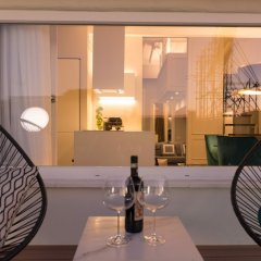 Отель Duomo Luxury Terrace Италия, Флоренция - отзывы, цены и фото номеров - забронировать отель Duomo Luxury Terrace онлайн интерьер отеля