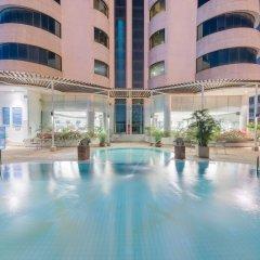 Отель A-One Motel Бангкок бассейн фото 3